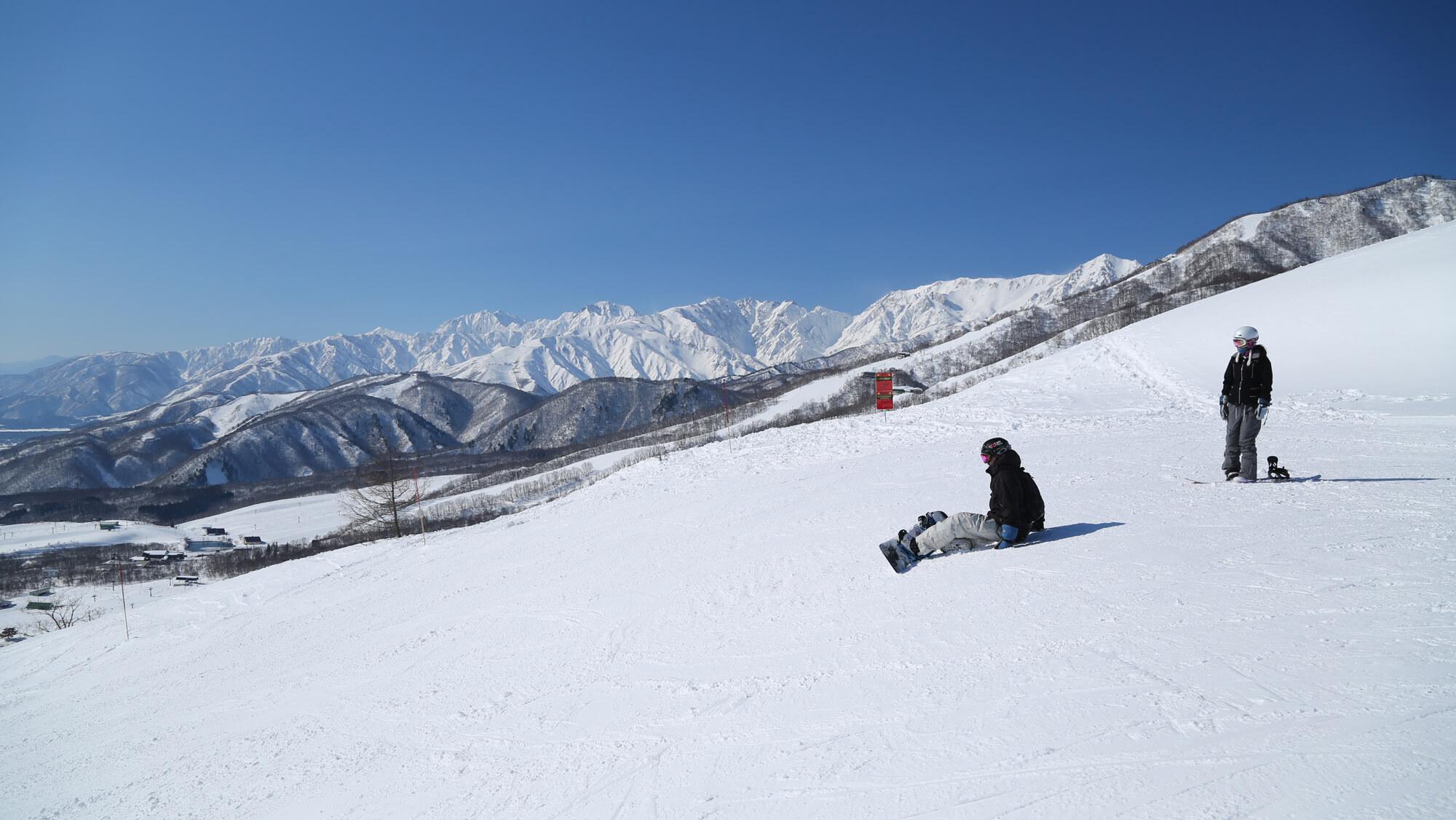 乗鞍 スキー 場